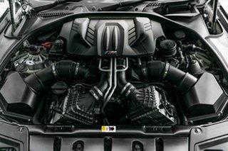 2013 BMW M5 F10 MY1112 M-DCT White 7 Speed Sports Automatic Dual Clutch Sedan