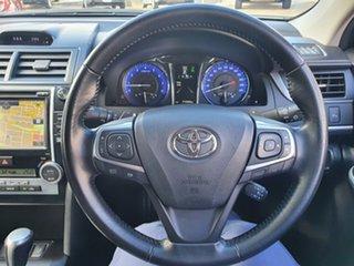 2017 Toyota Camry ASV50R Atara SL White 6 Speed Sports Automatic Sedan.