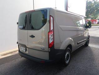2015 Ford Transit Custom VN 330L Low Roof LWB Gold 6 Speed Manual Van