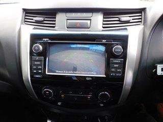 2017 Nissan Navara D23 S3 ST 4x2 White 6 Speed Manual Utility