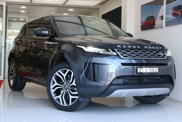 Used Land Rover Range Rover Evoque L551 MY20 SE Brookvale, 2019 Land Rover Range Rover Evoque L551 MY20 SE Carpathian Grey 9 Speed Sports Automatic Wagon