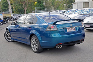 2012 Holden Commodore VE II MY12 SS V Green 6 Speed Sports Automatic Sedan.