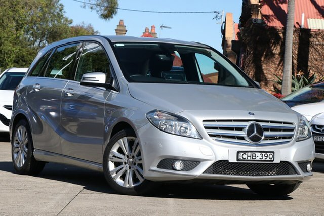 Pre-Owned Mercedes-Benz B200 246 MY13 BE Mosman, 2012 Mercedes-Benz B200 246 MY13 BE 7 Speed Auto Direct Shift Hatchback