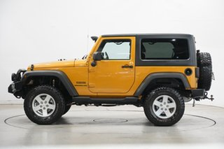 2015 Jeep Wrangler JK MY2015 Sport Dune 5 Speed Automatic Softtop.