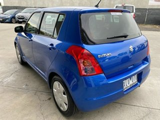 2009 Suzuki Swift RS415 S Blue 4 Speed Automatic Hatchback