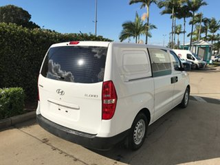 2017 Hyundai iLOAD TQ3-V Series II MY18 Crew Cab Creamy White 5 speed Automatic Van