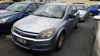 2005 Holden Astra CDAH Silver Automatic Hatchback