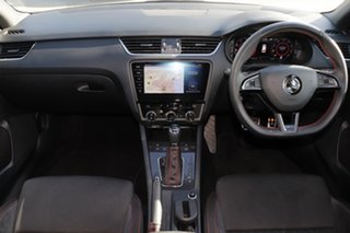 2019 Skoda Octavia NE MY20 RS DSG 245 Black Pearl 7 Speed Sports Automatic Dual Clutch Wagon