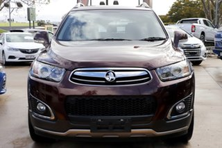 2014 Holden Captiva CG MY14 7 AWD LTZ Red 6 Speed Sports Automatic Wagon.