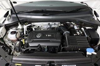 2018 Volkswagen Tiguan 5NA MY18 162 TSI Highline White 7 Speed Auto Direct Shift Wagon