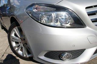 2012 Mercedes-Benz B200 246 MY13 BE 7 Speed Auto Direct Shift Hatchback.