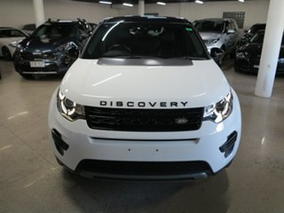 2017 Land Rover Discovery Sport L550 17MY SE White 9 Speed Sports Automatic Wagon.
