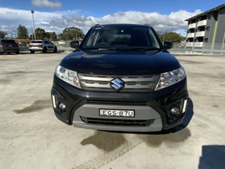 2017 Suzuki Vitara LY RT-S 2WD Black 6 Speed Sports Automatic Wagon.