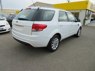 2015 Ford Territory SZ MK2 TX (RWD) White 6 Speed Automatic Wagon