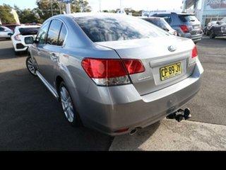 2010 Subaru Liberty MY11 2.5I Premium Silver Continuous Variable Wagon.