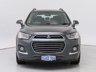 2016 Holden Captiva CG MY15 7 LT (AWD) Grey 6 Speed Automatic Wagon.