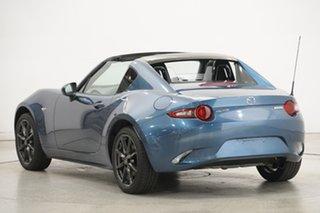 2018 Mazda MX-5 ND SKYACTIV-MT Eternal Blue 6 Speed Manual Roadster