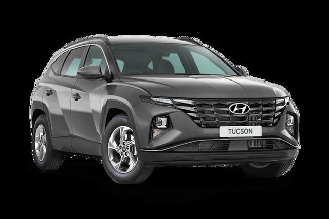 Demo Hyundai Tucson NX4.V1 MY22 2WD Hamilton, 2021 Hyundai Tucson NX4.V1 MY22 2WD Titan Gray 6 Speed Automatic Wagon