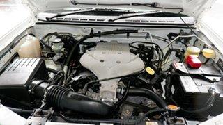 2008 Holden Colorado RC LX Crew Cab 4x2 White 4 Speed Automatic Utility