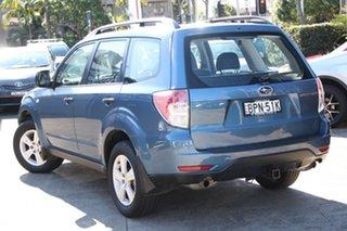2010 Subaru Forester MY10 X SKI-FX 4 Speed Auto Elec Sportshift Wagon.