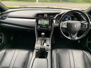 2018 Honda Civic 10th Gen VTi-LX White Constant Variable Hatchback