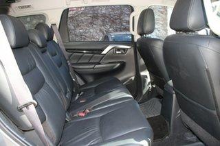 2017 Mitsubishi Pajero Sport MY17 GLS (4x4) 7 Seat Grey 8 Speed Automatic Wagon
