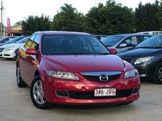 2006 Mazda 6 GG1032 Classic Red 6 Speed Manual Sedan.