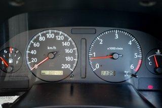 1998 Nissan Patrol GU ST Green 5 Speed Manual Wagon.