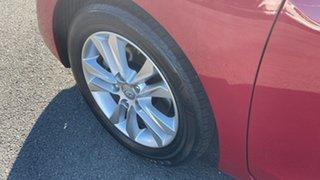2013 Hyundai i30 GD MY14 Elite Firey Red 6 Speed Manual Hatchback.