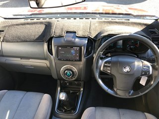 2012 Holden Colorado RG MY13 LTZ Crew Cab Red 5 Speed Manual Utility