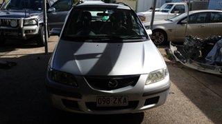 2001 Mazda Premacy Silver Wagon