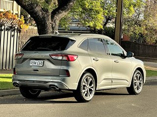 2020 Ford Escape ZH 2020.75MY ST-Line Solar Silver/nzc 8 Speed Sports Automatic SUV