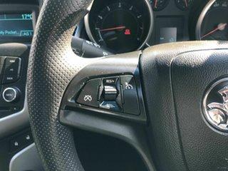 2012 Holden Cruze JH Series II MY13 Equipe Blue 5 Speed Manual Hatchback
