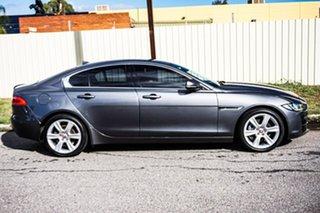 2016 Jaguar XE X760 MY16 Prestige Grey 8 Speed Sports Automatic Sedan.