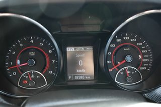 2013 Holden Ute VF SV6 Green 6 Speed Automatic Utility