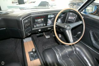 1974 Ford Falcon XB GT Blue 3 Speed Automatic Hardtop