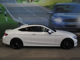 2016 Mercedes-Benz C300 205 MY16 White 7 Speed Automatic Coupe.