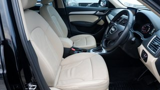 2016 Audi Q3 8U MY16 TFSI S Tronic Black 6 Speed Sports Automatic Dual Clutch Wagon