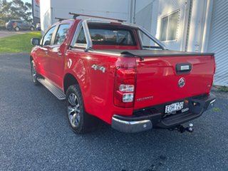 2016 Holden Colorado RG MY17 LTZ Pickup Crew Cab Red 6 Speed Sports Automatic Utility