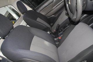 2016 Mitsubishi Triton MQ MY17 GLX 4x2 White 6 Speed Manual Cab Chassis