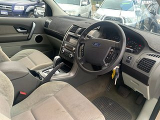 2007 Ford Territory SY TX (RWD) Gold 4 Speed Auto Seq Sportshift Wagon