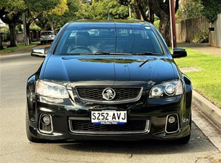 2012 Holden Ute VE II MY12.5 SS V Z Series Black 6 Speed Sports Automatic Utility.