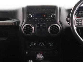 2013 Jeep Wrangler JK MY13 Sport (4x4) Black 6 Speed Manual Softtop