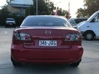 2006 Mazda 6 GG1032 Classic Red 6 Speed Manual Sedan