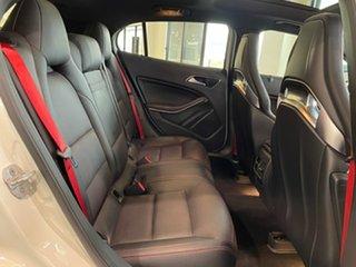 2016 Mercedes-Benz GLA-Class X156 807MY GLA45 AMG SPEEDSHIFT DCT 4MATIC White 7 Speed