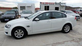 2011 Holden Commodore VE II MY12 Omega White 6 Speed Sports Automatic Sedan