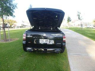 2008 Holden Ute VE SS V Black Manual Utility