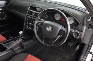 2008 Holden Commodore VE MY08 SV6 Silver 6 Speed Manual Sedan