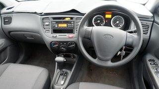 2007 Kia Rio JB MY07 EX Black 4 Speed Automatic Hatchback