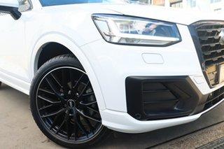 2021 Audi Q2 GA MY20BE 35 TFSI Design Edition 2 White 7 Speed Auto S-Tronic Wagon.